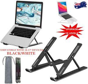 Adjustable Folding Cooling Laptop Stand Notebook Bracket Portable Tablet Holder