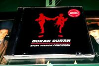 DURAN DURAN Night Version Companion & Seven Ragged Tiger Demos ORIGINAL 2x CD