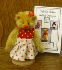 """DEB CANHAM Artist Designs CUDDLE ME, Hot Editions COLL. From Retail Store LE 4"""""""