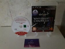 White Knight Chronicles II 2 - Promotional Copy - Playstation 3 (PS3)