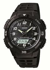 New CASIO Standard Analog Watch Black/White AQ-S800W-1BJF Men's From JPN