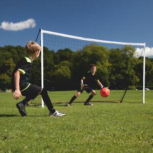 Kickster Academy 12' x 6' Ultra Portable Football Goal