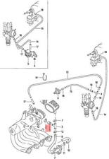 Genuine Cap Closure AUDI VW Audi 100 quattro 200 4000 5000 Turbo 80 90 049133335