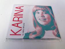 "KARINA ""LA REINA DEL POP"" CD 14 TRACKS COMO NUEVO DIGIPACK"