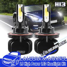For Polaris Ranger RZR Razor 800 900 XP 2011 H13 Xenon LED White Headlight Bulb