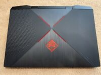 "HP Omen Gaming Laptop 15.6"" NIVIDIA GTX 1650 Intel i7-9750H 12GB RAM 256GB SSD"