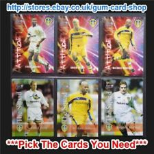 Carte collezionabili calcio singoli Leeds United