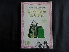 la princesse de clèves-madame de la fayette