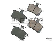 Disc Brake Pad Set fits 1980-2001 Audi 5000 A4 Quattro 80 Quattro  MFG NUMBER CA