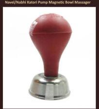 Ombelico/nabhi/katori/Ciotola Setter SOLARE POMPA MAGNETICA Ciotola Massaggiatore riflessologia plantare USA