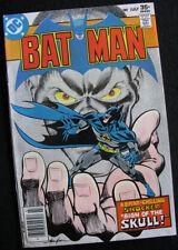BATMAN 289 (1977) SKULL DUGGER! MIKE GRELL! HIGHER GRADE! LARGE PHOTOS!