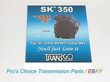 **TRANSGO**Shift Correction Kit--Fits TH THM-350 & 350C Transmissions--1969-1986