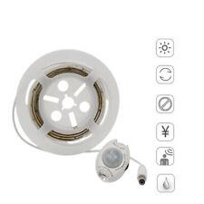 Activado por el Movimiento Sensor LED luz de tira impermeable de debajo de la cama caliente