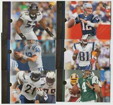 2008 UD SP Rookie Edition Football Base Set 1-100 Tom Brady, Favre, Manning, +++