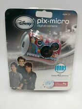 Disney Jonas Brothers Pix Micro Digital Mini Camera 2009