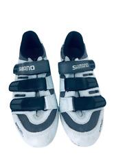 Shimano SPD SL SH-R 097W Road Bike Cycling Womens Shoes Gray Size 7.5