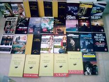LOT  30  LIVRES FORMAT  POCHE  ROMANS   policiers thrillers série noire nrf