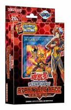 KONAMI Yu-Gi-Oh OCG Duel Monsters Soulburner deck structure