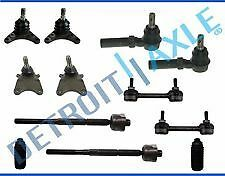 HOLDEN RODEO 4X4 RA, TFR 03-07 BALL JOINT, TIE ROD, RACK END KIT