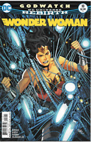 Wonder Woman #18 DC COMICS 2017 REBIRTH GODWATCH COVER A 1ST PRINT