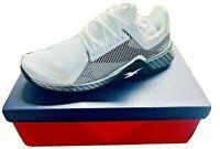 Reebok Flashfilm Trainer Men's Training Shoes White/black Size 15