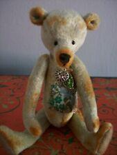 More details for ooak miniature artists bear.