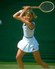 Chris Evert Lloyd Tennis Legend Colour 10x8 Photo