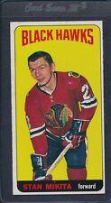 1964/65 Topps #031 Stan Mikita Blackhawks EX/MT *142
