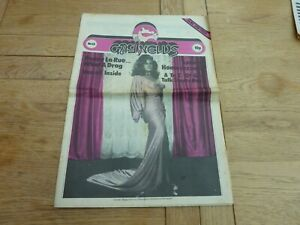 1973 RARE UK GAY NEWS NEWSPAPER No 15 COMPLETE 16 PAGE