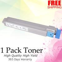 42918903 Cyan Toner Cartridge Replacement For Okidata Oki C9600 C9800 C9850