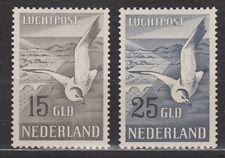 LP 12-13 luchtpost 12-13 MLH ongebruikt NVPH Nederland Netherlands airmail