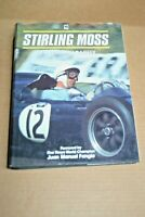 STIRLING MOSS MY CARS MY CAREER AUTOBIOGRAPHY WITH DOUG NYE FORMULA 1 LE MANS