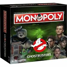 Winning Moves Monopoly Ghostbusters, Brettspiel