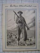 Naples, Pugliano, Foggia, MTB, Valetta, Smolensk WW2 The War Illustrated # 166