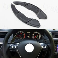 Gear Steering Wheel Shift Paddle For VW Golf7 R GTI Polo Scirocco GTS Accessory
