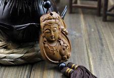 Collection Rosewood Carving China Wood (KWAN YIN BUDDHA) Statue