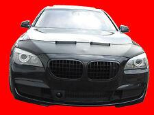 CAR HOOD BONNET BRA fit BMW 7 F01 2008-2015  NOSE FRONT END MASK TUNING