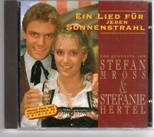 (GK403) Stefan Mross & Stefanie Hertel, Ein Lied Für Jeden Sonnenstrahl- 1995 CD