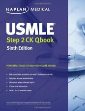 Usmle Step 2 Ck Qbook by Kaplan