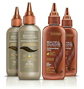 Clairol Beautiful Collection Semi-Permanent Hair Color, 3 oz [Choose your color]