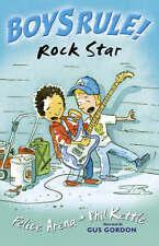 Rock Star (Boy's Rule!), Kettle, Phil, Arena, Felice,  Book