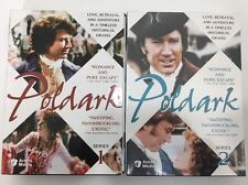 Poldark Complete Original 1970s TV Mini Series Seasons 1 & 2 DVD Set BBC