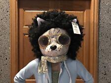 DISCO KOOL KITTY Premium Mask Halloween Party Dress Up NEW! $75 Retail