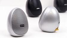 """Arcus """"the egg"""" plata nuevo Design-satélite-altavoz altavoz de PC, par"""