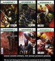Ultimate Avengers 13 14 15 16 17 18 Marvel 2010 Complete Set Run Lot 13-18 VF/NM