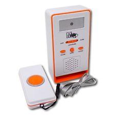 Minder Care Alert Elderly Caregiver Home Help Fall Distress Pager Alarm Button