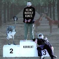 Heinz Rudolf Kunze Korrekt (1999) [CD]