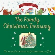 The Family Christmas Treasury with CD and downloadable audio - Good - Rey and ot