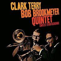 Clark Terry / Bob Qu - Complete Studio Recordings [New CD] Spain