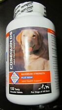 Cosequin DS Maximum Strength Joint Supplement Plus  Chewable Tablets - 132 Count